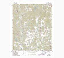 USGS TOPO Map Alabama AL Sulligent SW 305122 1967 24000 Kids Tee