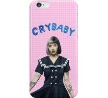 CRY BABY GRID iPhone Case/Skin