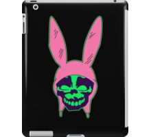 Louise Belcher: Skull Green Hue (version four) iPad Case/Skin