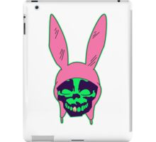 Louise Belcher: Skull Gold Tooth & Green Hue (version five) iPad Case/Skin