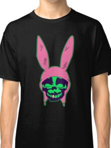 Louise Belcher: Skull Gold Tooth & Green Hue (version five) Classic T-Shirt