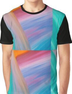 Rings of Saturn Energy Painting  Graphic T-Shirt