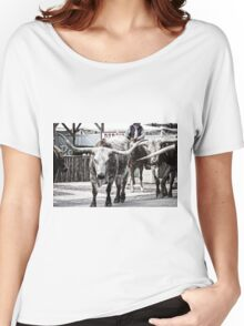 Cattle Drive 16 Women's Relaxed Fit T-Shirt