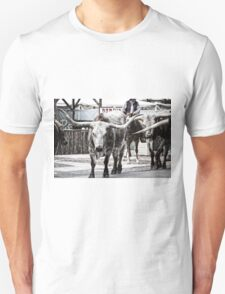 Cattle Drive 16 T-Shirt