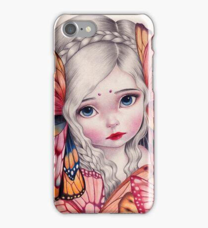 Lemurian Girl iPhone Case/Skin