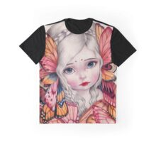 Lemurian Girl Graphic T-Shirt