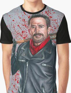 Jeffrey Dean Morgan Graphic T-Shirt