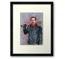 Jeffrey Dean Morgan Framed Print
