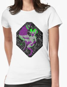 Demonic Dreams Womens Fitted T-Shirt
