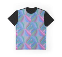 Twist Energy Painting  Graphic T-Shirt
