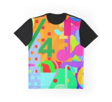 Childish Graphic T-Shirt