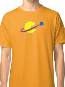 Lego Space Pac-Man (Scared Ghost) Classic T-Shirt