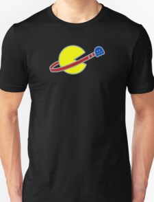 Lego Space Pac-Man (Scared Ghost) Unisex T-Shirt