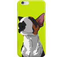 Elijah Bull Terrier iPhone Case/Skin