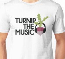 Turnip the Music Unisex T-Shirt