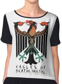 EAGLES OF DEATH METAL Chiffon Top