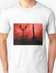 Berlin Sky on Fire T-Shirt