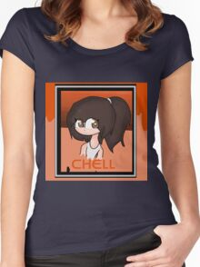 Chelll Women's Fitted Scoop T-Shirt
