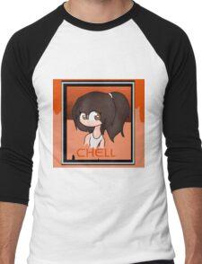 Chelll Men's Baseball ¾ T-Shirt