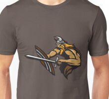 Viking illustration Unisex T-Shirt