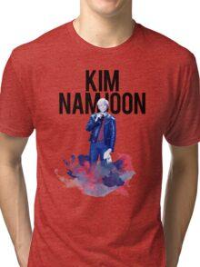 Namjoon Water Color Tri-blend T-Shirt