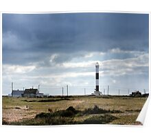 Dungeness Through a Prime Lens 17 Poster