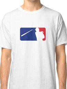 Jose Bautista bat flip MLB logo Classic T-Shirt