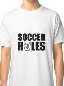 Soccer Rules Classic T-Shirt