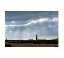 Dungeness Through a Prime Lens 16 Art Print