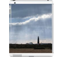 Dungeness Through a Prime Lens 16 iPad Case/Skin