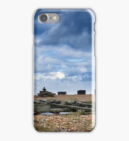 Dungeness Through a Prime Lens 15 iPhone Case/Skin