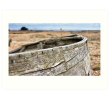 Dungeness Through a Prime Lens 14 Art Print
