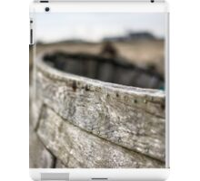 Dungeness Through a Prime Lens 13 iPad Case/Skin