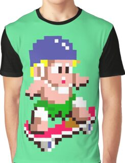 Wonder Boy Graphic T-Shirt