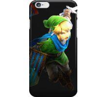 the legend of Zelda - Link fight iPhone Case/Skin