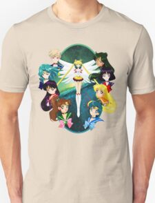 Sailor moon Sailor Stars Unisex T-Shirt