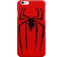 Spider logo iPhone Case/Skin