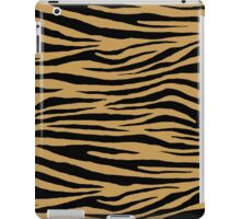 0615 Aztec Gold Tiger iPad Case/Skin