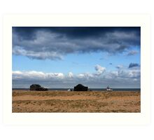 Dungeness Through a Prime Lens 10 Art Print