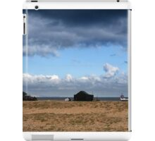 Dungeness Through a Prime Lens 10 iPad Case/Skin