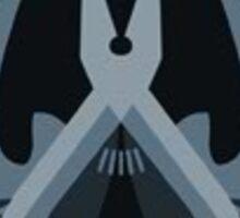 CS:GO counter terrorist Logo Sticker