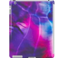 Abstract Northern Lights 439B iPad Case/Skin