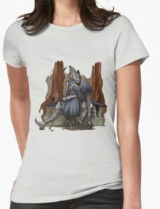 Artorias and Ciaran Womens Fitted T-Shirt