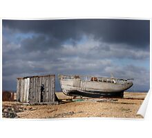Dungeness Through a Prime Lens 09 Poster