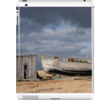 Dungeness Through a Prime Lens 09 iPad Case/Skin