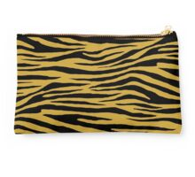 0618 Satin Sheen Gold Tiger Studio Pouch