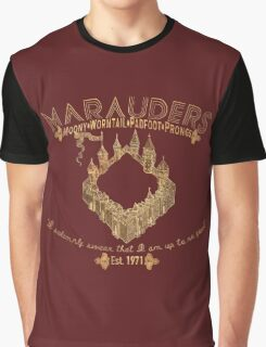 marauders shirt Graphic T-Shirt