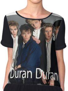 Duran Duran Vintage Chiffon Top