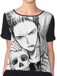Manga Boy. Chiffon Top