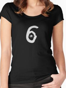 Drake 6 Summer  Women's Fitted Scoop T-Shirt